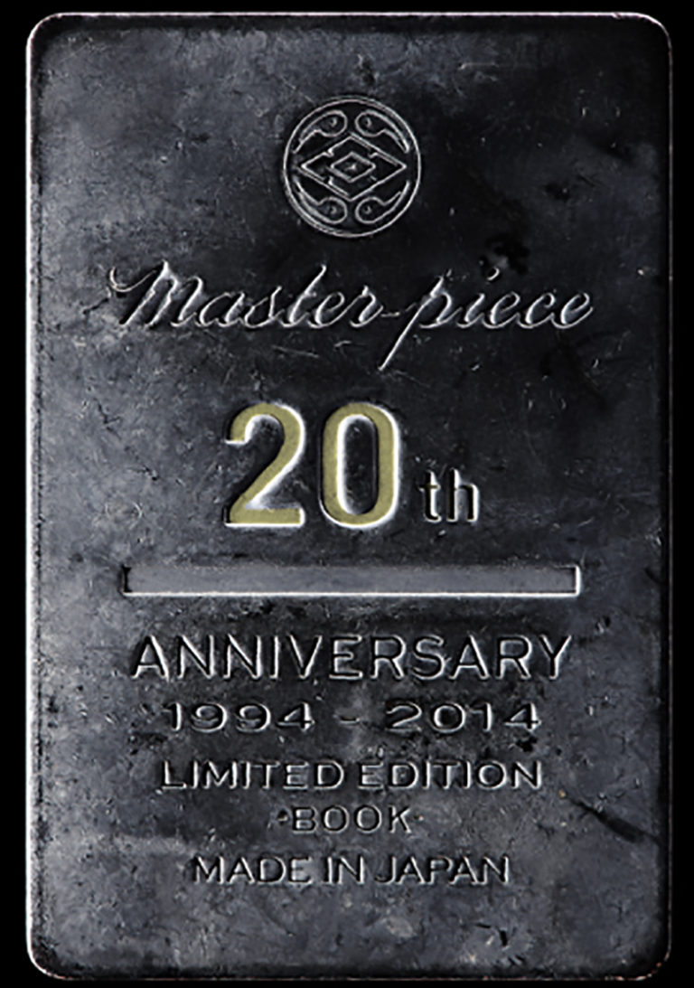 「MSPC」20th ANNIVERSARY BOOK(2014)