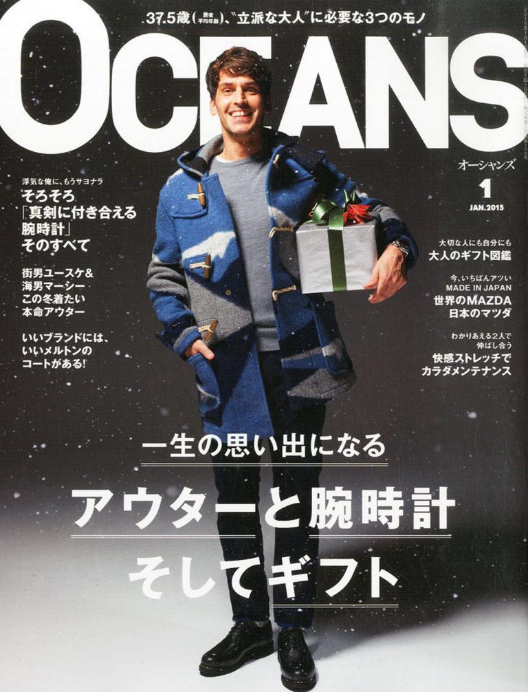 「OCEANS」(2012-2015)